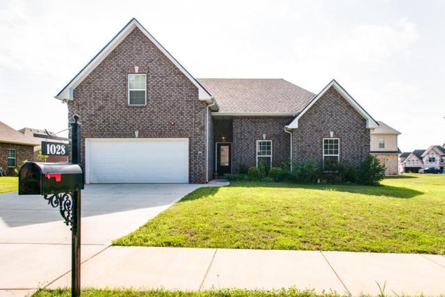 1028 Grace Meade, Ashland City, TN 37015 (MLS #1942400) :: Nashville's Home Hunters