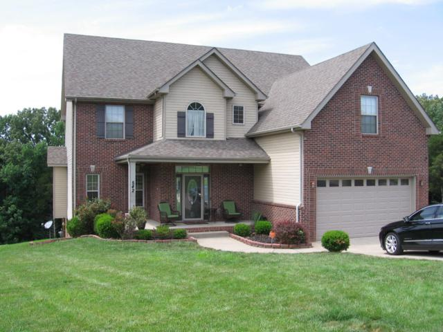 542 Winding Bluff Way, Clarksville, TN 37040 (MLS #1942416) :: RE/MAX Homes And Estates