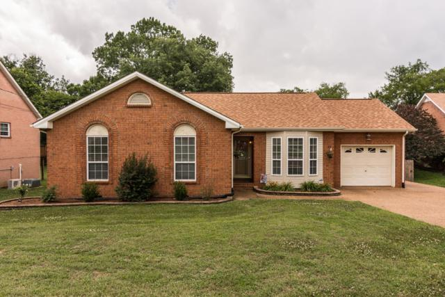 112 Candle Wood Dr, Hendersonville, TN 37075 (MLS #1942468) :: RE/MAX Homes And Estates