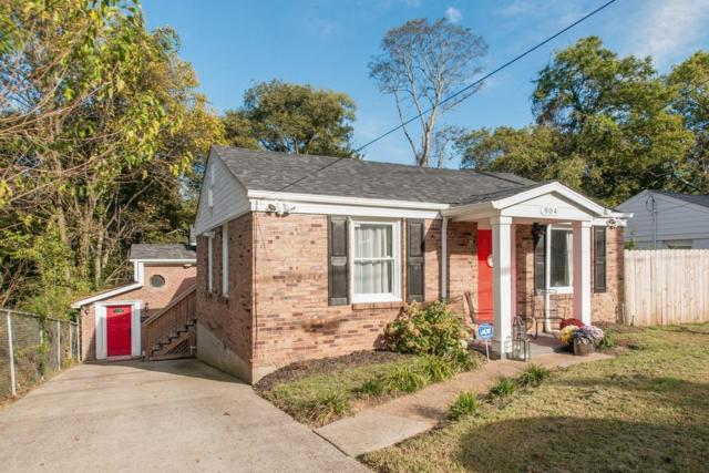 904 42Nd Ave N, Nashville, TN 37209 (MLS #1942527) :: The Milam Group at Fridrich & Clark Realty