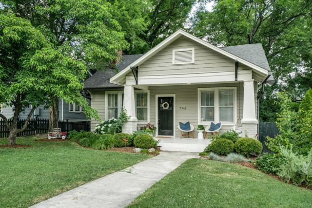 746 Roycroft Pl, Nashville, TN 37203 (MLS #1942538) :: REMAX Elite