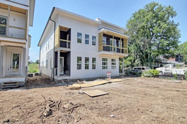 523 A Moore, Nashville, TN 37203 (MLS #1942578) :: Maples Realty and Auction Co.
