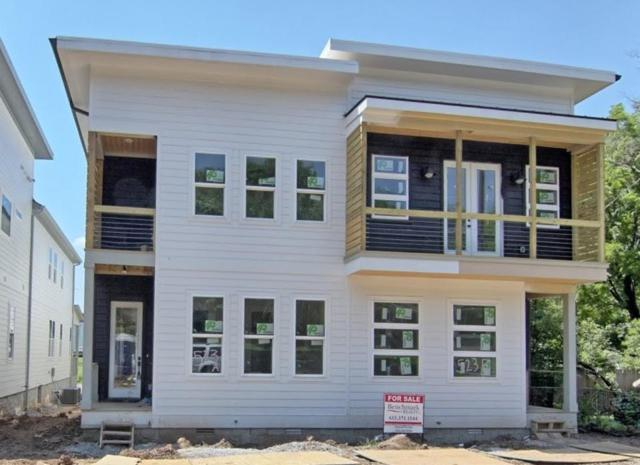 523 B Moore, Nashville, TN 37203 (MLS #1942580) :: Maples Realty and Auction Co.