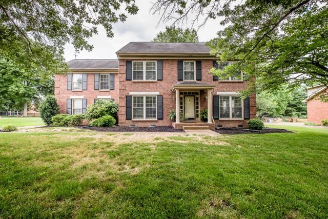 537 Hearthstone Cir, Brentwood, TN 37027 (MLS #1942623) :: RE/MAX Homes And Estates