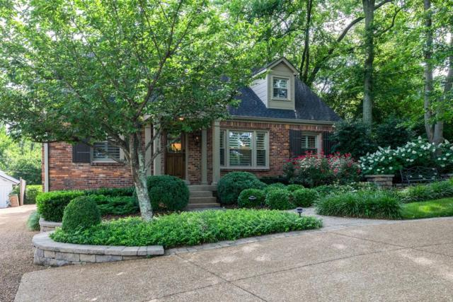 238 Harding Pl, Nashville, TN 37205 (MLS #1942629) :: RE/MAX Homes And Estates