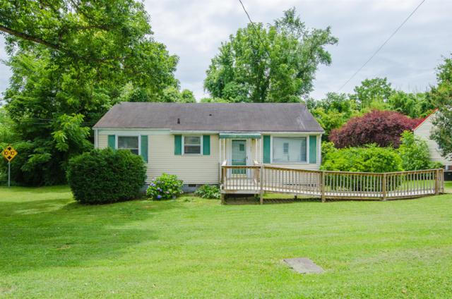 3701 Sentinel Dr, Nashville, TN 37209 (MLS #1942742) :: Ashley Claire Real Estate - Benchmark Realty