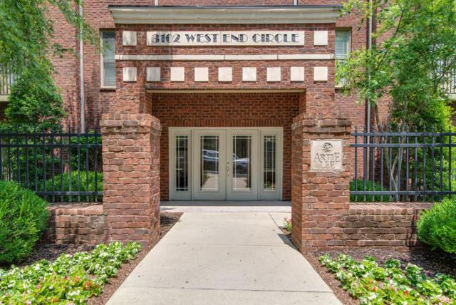 3102 W End Cir Apt 104, Nashville, TN 37203 (MLS #1942752) :: NashvilleOnTheMove | Benchmark Realty