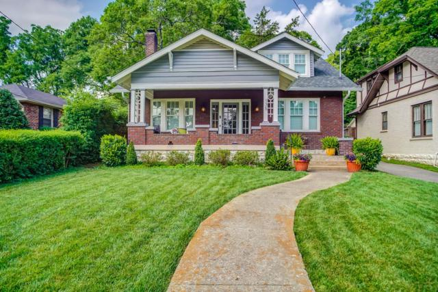 135 Kenner Ave, Nashville, TN 37205 (MLS #1942798) :: RE/MAX Homes And Estates