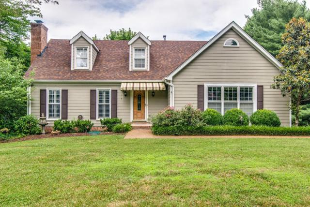 1417 Red Oak Dr, Brentwood, TN 37027 (MLS #1942802) :: HALO Realty