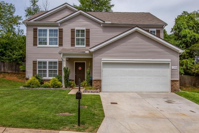 1248 Oxford Village Cove, Columbia, TN 38401 (MLS #1942813) :: REMAX Elite