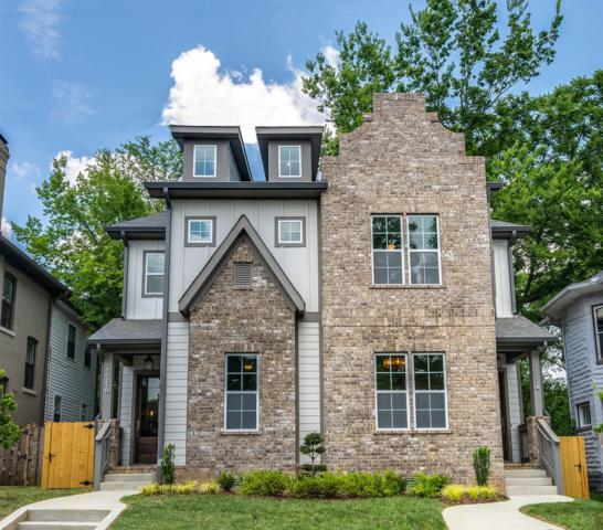 1021 A 15Th Ave S, Nashville, TN 37212 (MLS #1942829) :: CityLiving Group