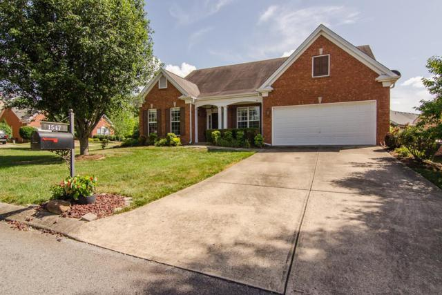 1547 Indian Hawthorne Ct, Brentwood, TN 37027 (MLS #1942838) :: RE/MAX Homes And Estates