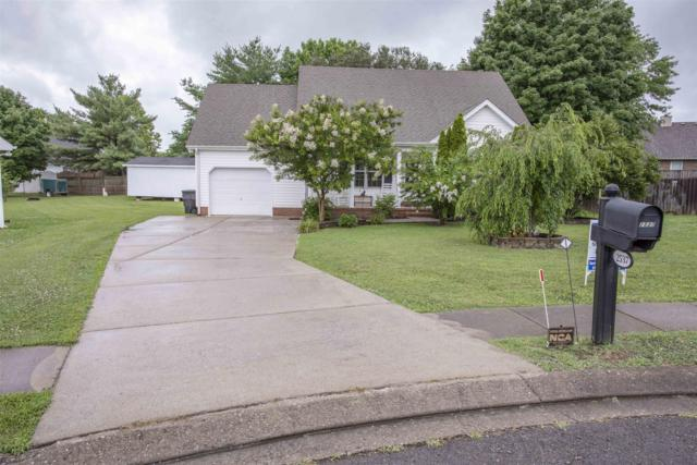 2537 Tiffany Ct, Murfreesboro, TN 37128 (MLS #1942856) :: John Jones Real Estate LLC