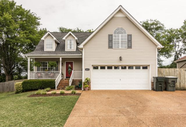415 Bryn Mawr Cir, Gallatin, TN 37066 (MLS #1942971) :: NashvilleOnTheMove | Benchmark Realty