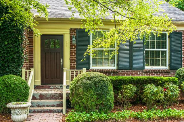 107 Lafayette Ct, Nashville, TN 37205 (MLS #1942993) :: RE/MAX Homes And Estates