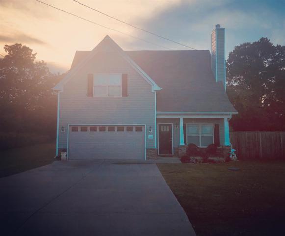 1042 Shallow Water Way, Murfreesboro, TN 37127 (MLS #1943002) :: RE/MAX Homes And Estates