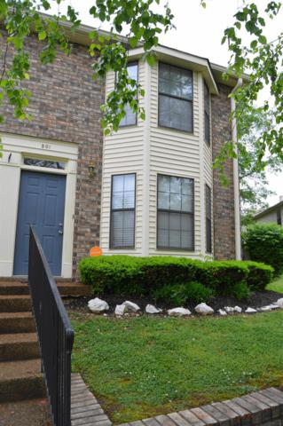 501 Thomas Jefferson Cir, Madison, TN 37115 (MLS #1943014) :: John Jones Real Estate LLC