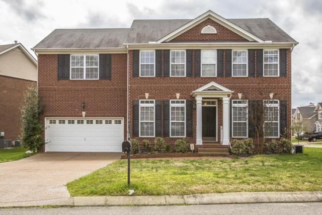 1003 Williford Ct, Spring Hill, TN 37174 (MLS #1943021) :: John Jones Real Estate LLC