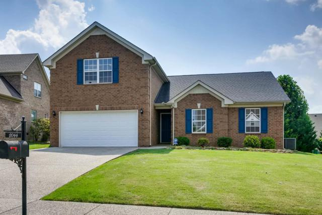 2044 Sunflower Dr, Spring Hill, TN 37174 (MLS #1943027) :: John Jones Real Estate LLC