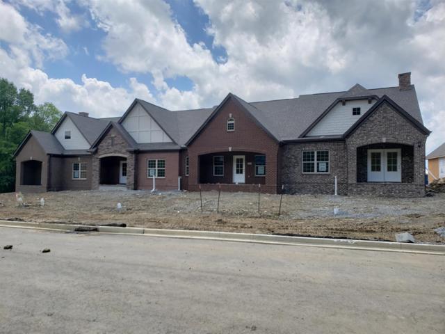 334 Carellton Drive - Lot 318, Gallatin, TN 37066 (MLS #1943271) :: HALO Realty