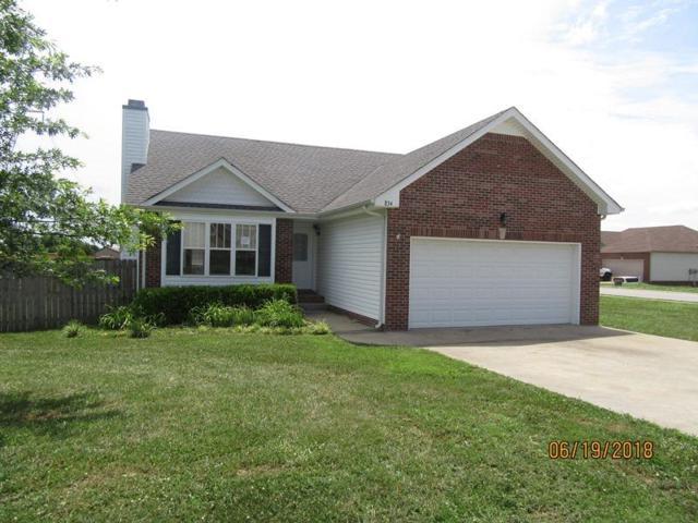 834 Samantha Ln, Clarksville, TN 37040 (MLS #1943428) :: DeSelms Real Estate