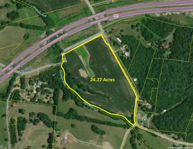0 Fry Rd, Thompsons Station, TN 37179 (MLS #1943628) :: Maples Realty and Auction Co.
