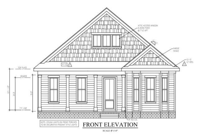 1920 Grace Point Lane, Nolensville, TN 37135 (MLS #1943690) :: Keller Williams Realty