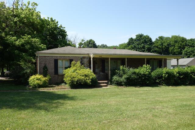 440 Posey Hill Rd, Mount Juliet, TN 37122 (MLS #1944214) :: Keller Williams Realty