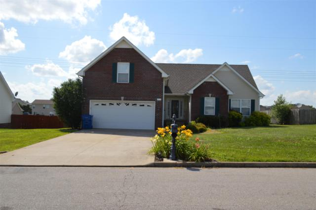 3716 Wheatfield Ln, Clarksville, TN 37040 (MLS #1944273) :: Ashley Claire Real Estate - Benchmark Realty
