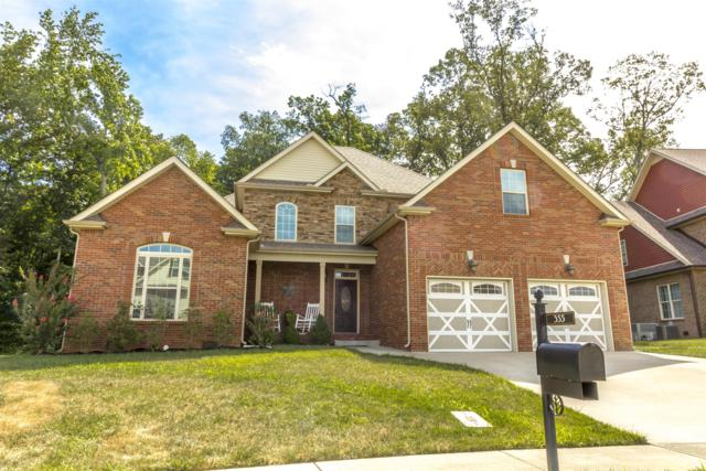 355 N Stonecrop, Clarksville, TN 37043 (MLS #1944292) :: REMAX Elite