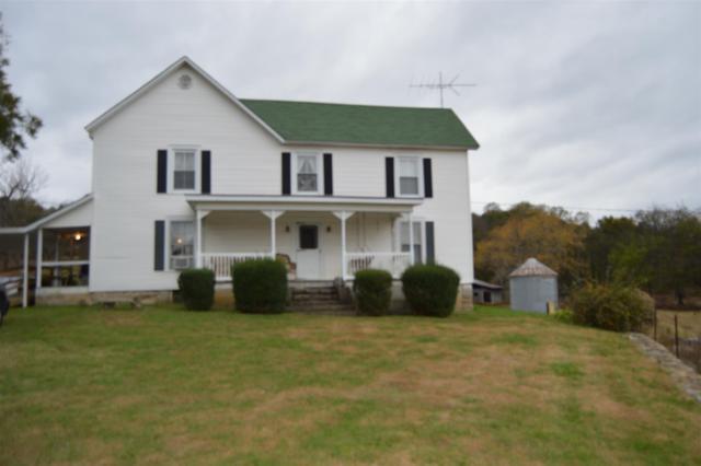 1854 Preacher Holt Rd, Mount Pleasant, TN 38474 (MLS #1944645) :: The Kelton Group