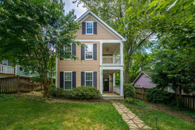 5203 Elkins Ave, Nashville, TN 37209 (MLS #1944936) :: The Milam Group at Fridrich & Clark Realty