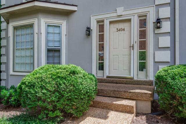 115 Stokeswood Place #3404, Nashville, TN 37215 (MLS #1945191) :: The Helton Real Estate Group
