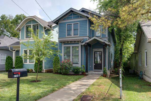 6105 B New York Ave, Nashville, TN 37209 (MLS #1945294) :: The Milam Group at Fridrich & Clark Realty