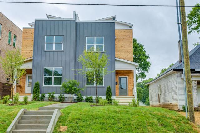 11 B N Hill St, Nashville, TN 37210 (MLS #1945322) :: Nashville On The Move