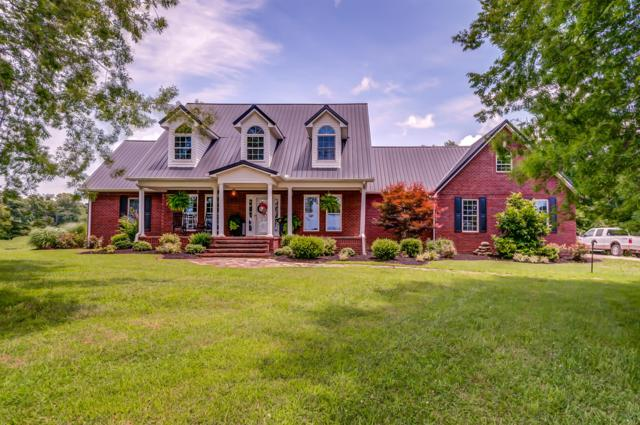 944 Cedar Grove Rd, Hurricane Mills, TN 37078 (MLS #1945373) :: Christian Black Team