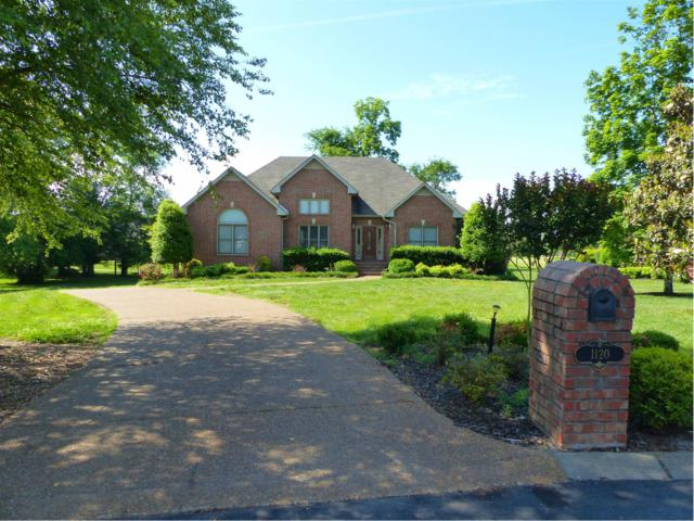 1120 Elizabeth Ct, Gallatin, TN 37066 (MLS #1945395) :: DeSelms Real Estate