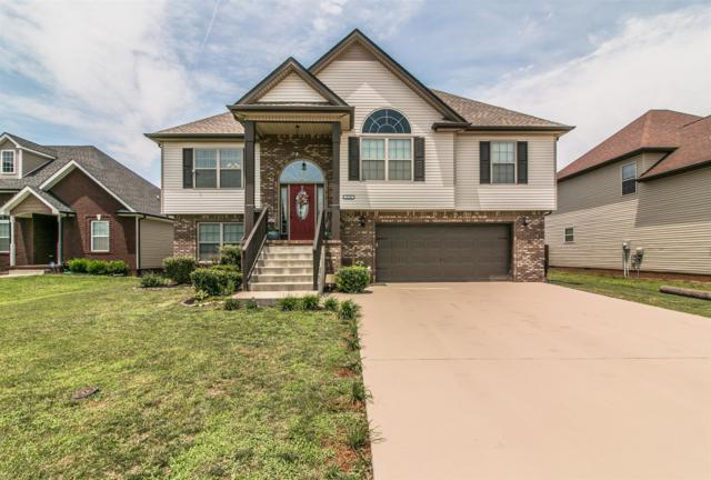3716 Tradewinds Terrace, Clarksville, TN 37040 (MLS #1945481) :: EXIT Realty Bob Lamb & Associates