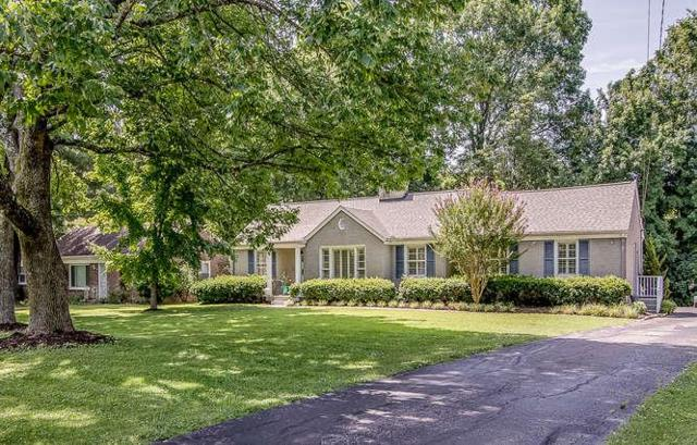 1206 Littonwood Dr, Nashville, TN 37216 (MLS #1945483) :: The Milam Group at Fridrich & Clark Realty