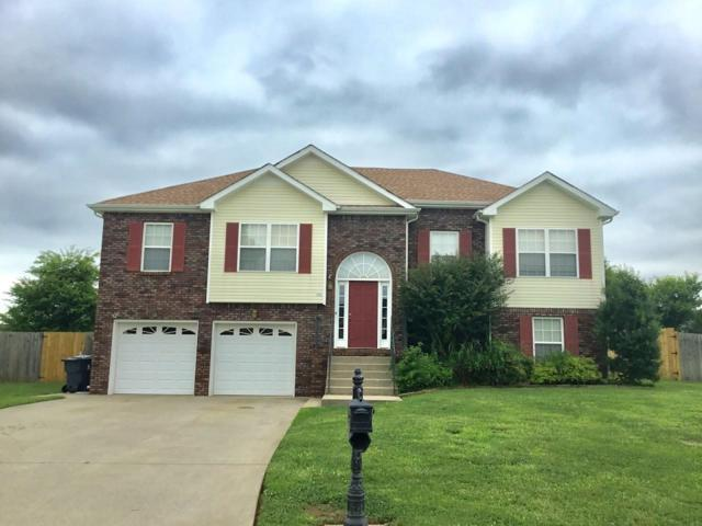 3721 Harvest Rdg, Clarksville, TN 37040 (MLS #1945532) :: Ashley Claire Real Estate - Benchmark Realty