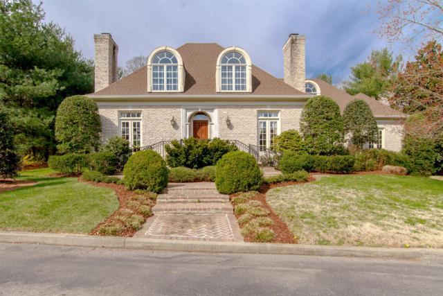 1 Old Club Lane, Nashville, TN 37215 (MLS #1945661) :: John Jones Real Estate LLC