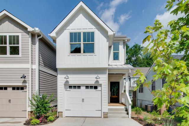 704 A Waco Dr, Nashville, TN 37209 (MLS #1945916) :: Ashley Claire Real Estate - Benchmark Realty