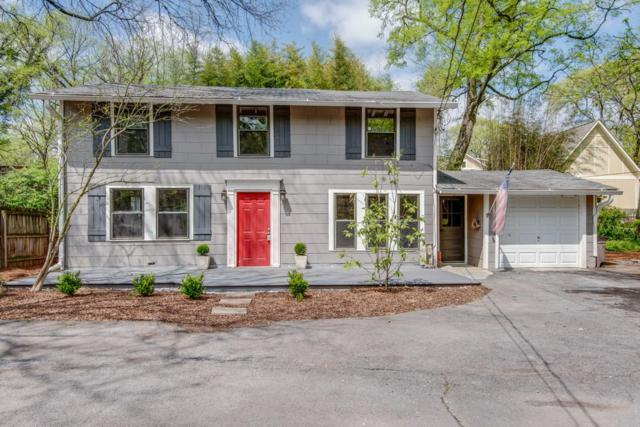 2808 B Westwood Ave, Nashville, TN 37212 (MLS #1946455) :: Ashley Claire Real Estate - Benchmark Realty