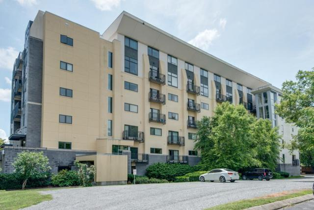 1101 18th Avenue S #507, Nashville, TN 37212 (MLS #1946673) :: The Kelton Group
