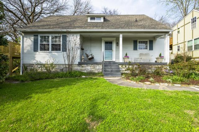 1846 Primrose Avenue, Nashville, TN 37212 (MLS #1946809) :: The Kelton Group