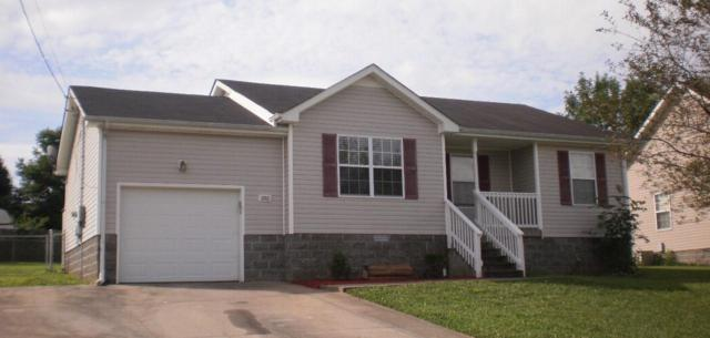 232 Senator Dr., Clarksville, TN 37042 (MLS #1947125) :: DeSelms Real Estate