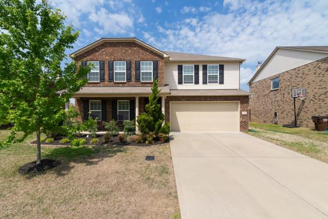 1016 Werner Dr, Hendersonville, TN 37075 (MLS #1947148) :: Ashley Claire Real Estate - Benchmark Realty