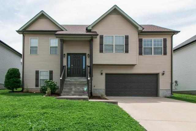 686 Fox Trail Ct, Clarksville, TN 37040 (MLS #1947330) :: The Milam Group at Fridrich & Clark Realty