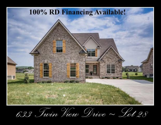 633 Twin View Drive - Lot 28, Murfreesboro, TN 37128 (MLS #1947365) :: CityLiving Group