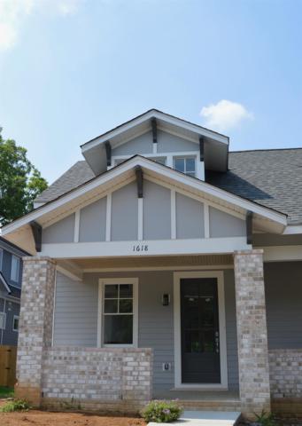 1618 Douglas Ave, Nashville, TN 37206 (MLS #1947445) :: EXIT Realty Bob Lamb & Associates
